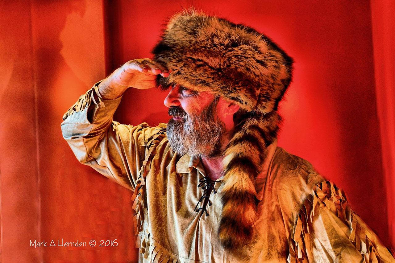 Wayne White - Coon Skin Cap